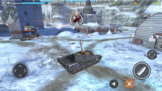 Massive Warfare: Gunship Helicopter vs Tank Battle 4