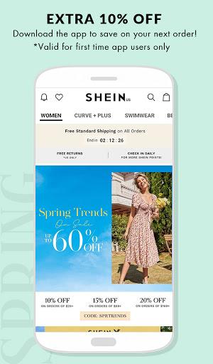 SHEIN-Fashion Shopping Online  Screenshots 4