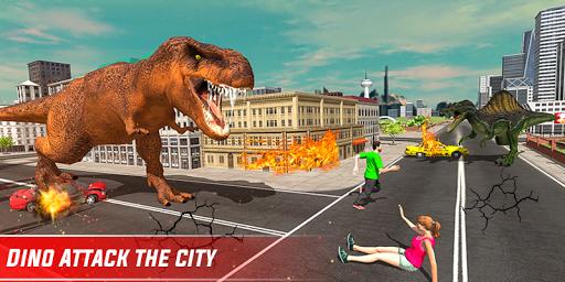 Monster Dino Vs King Kong-City Rampage Simulator 1.0.3 screenshots 12