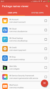 Package Name Viewer 2 MOD Apk 3.0.2129 (Unlimited Money) 1