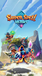 Super Spell Heroes - Magic Mobile Strategy RPG Mod Apk