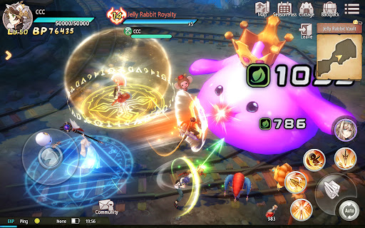 Sprite Fantasia Varies with device screenshots 23