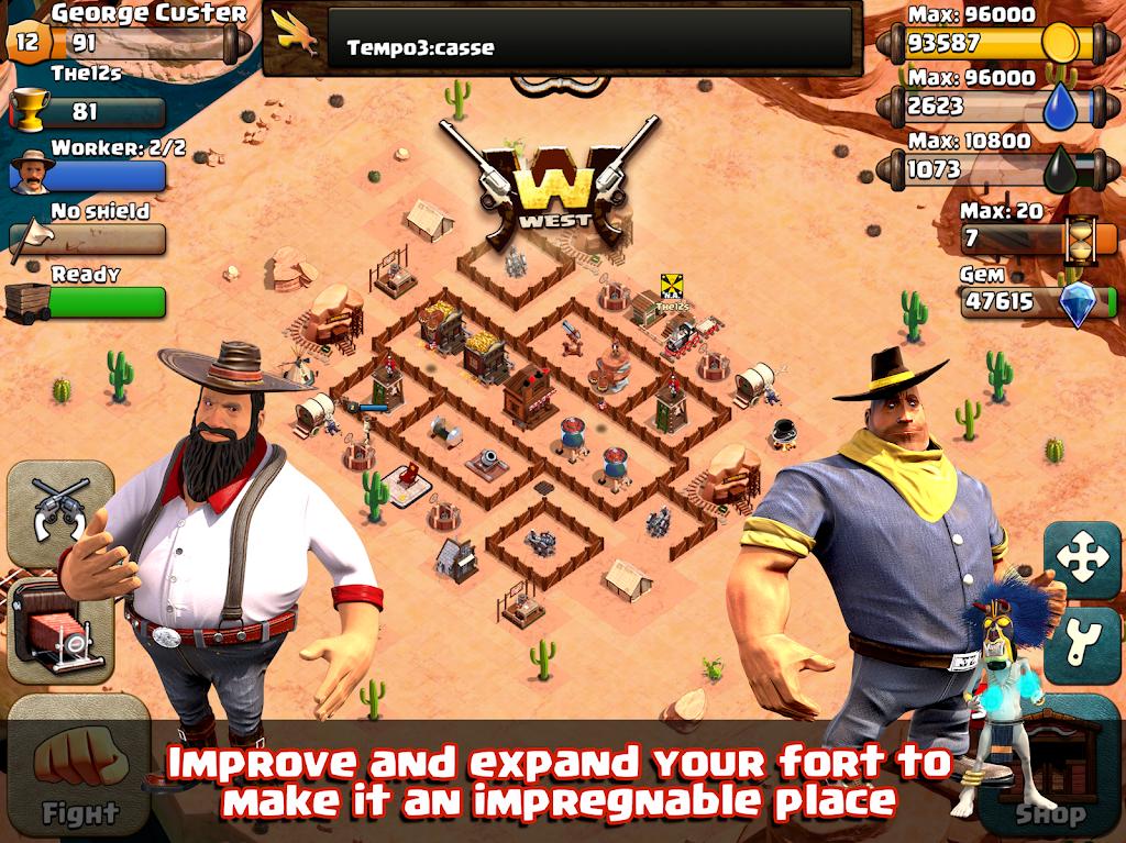 War Wild West  poster 3
