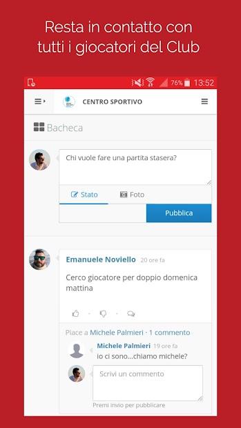 ASD Montemarciano Tennis screenshot 4