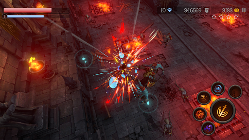Action RPG Offline - Dungeon Mania 32 screenshots 17