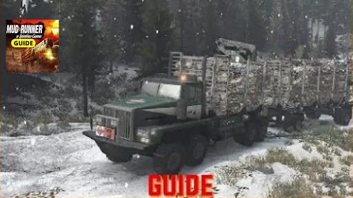 Guide For SnowRunner Truck Tips 2021  Screenshots 1