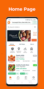 Download FoodOK - Food Delivery and Seller Finder App For PC Windows and Mac apk screenshot 2