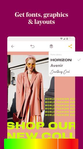 Over: Graphic Design, Photo Editor & Logo Maker  Screenshots 6