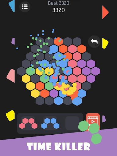 Hex Puzzle - Super fun apkmr screenshots 10