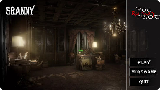 Granny Horror House Mod Apk (God Mode) 1