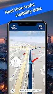 Offline Maps, GPS Navigation & Driving Directions 3