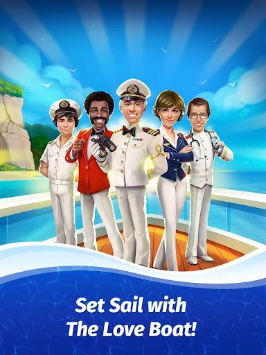 The Love Boat: Puzzle Cruise u2013 Your Match 3 Crush! screenshots 11