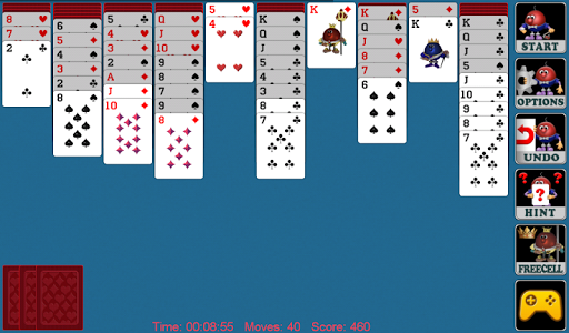 Spider Solitaire modavailable screenshots 2
