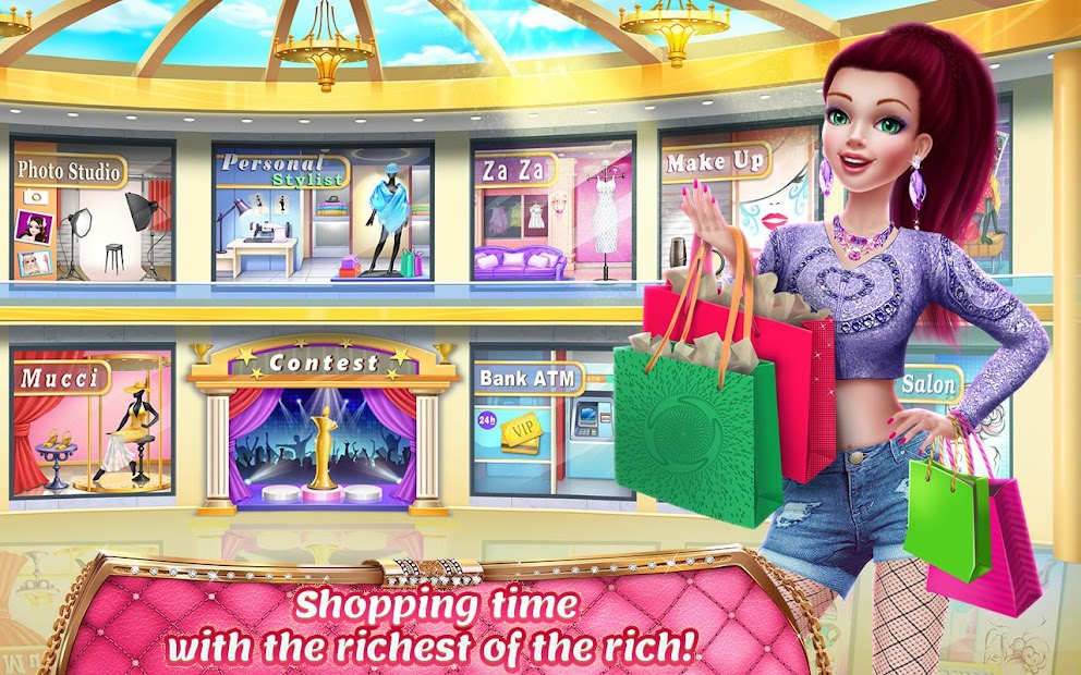 Rich Girl Mall - Shopping Game screenshot 3