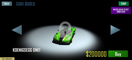 Extreme Offroad Simulator - Car Driving 2020  screenshots 14