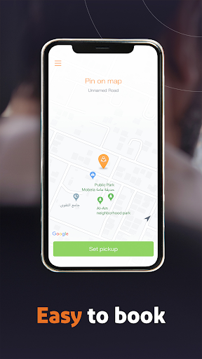 OTaxi Oman Taxi Booking App 0.34.11-ANTHELION screenshots 2