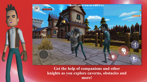 Télécharger Knights of Riddle APK MOD (Astuce) screenshots 2