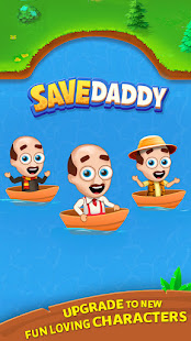 Save Daddy – Pull Him Out Game
