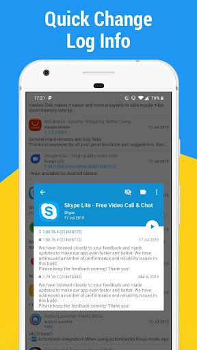 App Watcher: Check Update  screenshots 2