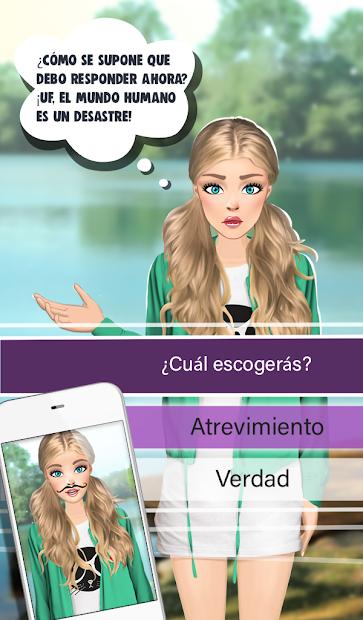 Imágen 23 de Princesa Elfa Amor en la secundaria para android