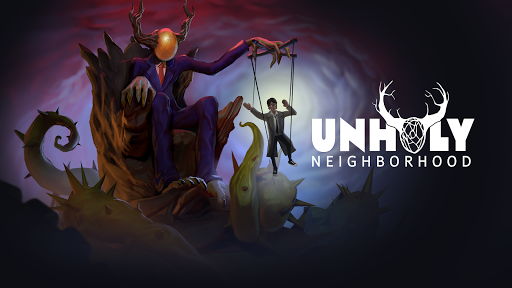Unholy Adventure: point and click story game  screenshots 1