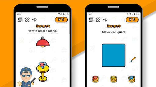 Golovolomki - IQ Test, Puzzle 7.2 screenshots 8