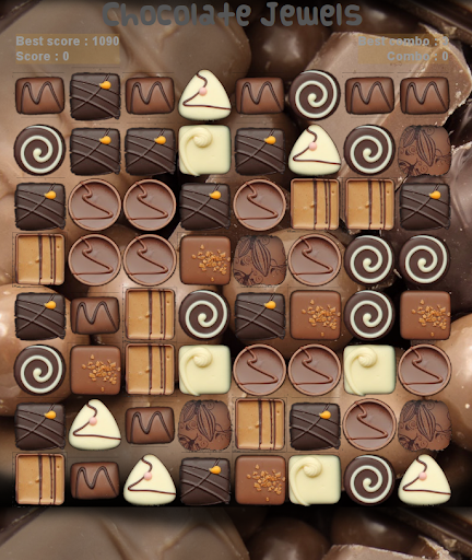 Chocolate Jewels screenshots 1