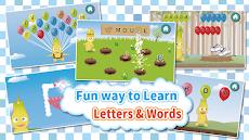 幼児向け無料英語教育アプリでアルファベット学習! ABC Goobeeのおすすめ画像1