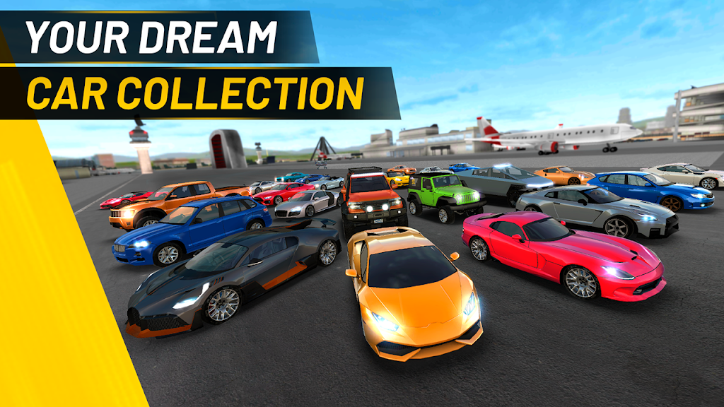 Extreme Car Driving Simulator poster 11