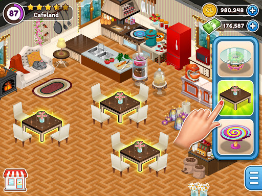 Cafeland - World Kitchen 2.1.52 screenshots 2