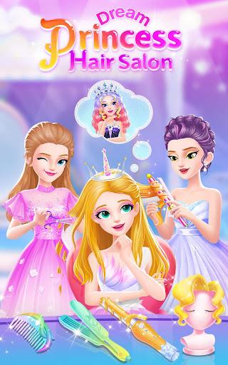 Princess Dream Hair Salon screenshots 6