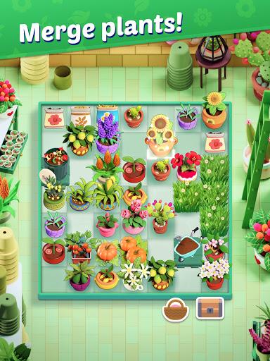 Plantopia - Merge Garden  screenshots 12