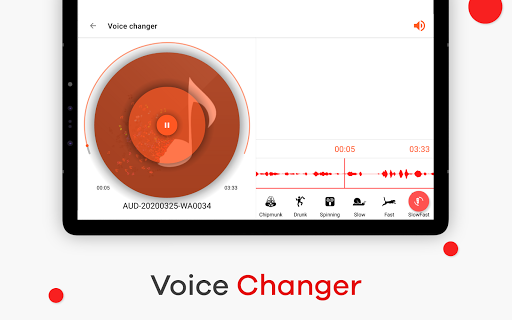 ud83cudfb5Audio Editor Recorder & Ringtone Maker -AudioLab 1.1.4 Screenshots 14