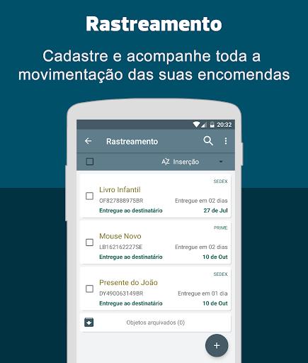 Rastreio de Encomendas - Rastreamento 1.0.29 screenshots 1