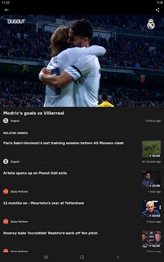 OneFootball - Soccer News, Scores & Stats  APK screenshots 8