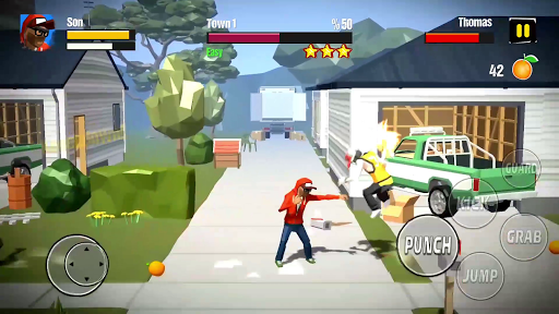 City Fighter vs Street Gang apklade screenshots 1
