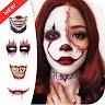 Halloween Face mask - Halloween Makeup Camera APK Icon