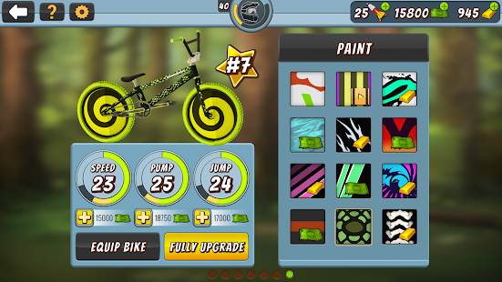 Mad Skills BMX 2 Screenshot
