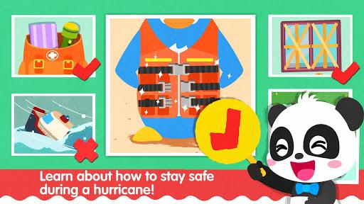 Little Panda's Weather: Hurricane screenshots 5