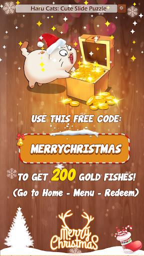 Haru Cats® - Fun Slide Puzzle - Free Flow Zen Game 1.5.2 screenshots 1