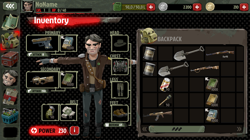 The Walking Zombie 2: Zombie shooter apkpoly screenshots 23