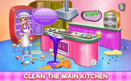 Restaurant Kitchen Cleaning  screenshots 1
