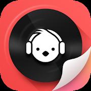 Lark Player Theme - Red Radio