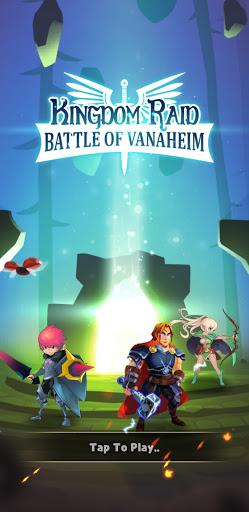 Kingdom Raid: Battle of Vanaheim apktreat screenshots 1