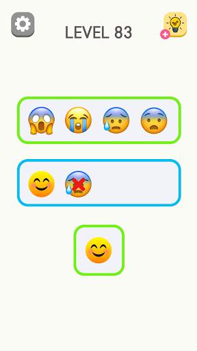 Emoji Puzzle: Emoji Match & Emoji Connect  screenshots 3