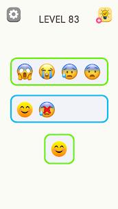 Emoji Puzzle: Emoji Match & Emoji Connect 3
