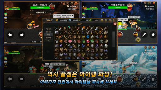 Unknown HERO - Item Farming RPG. 3.0.284 screenshots 2