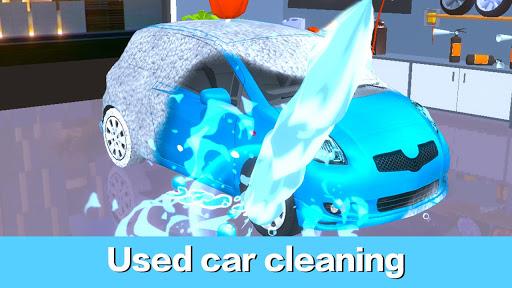 Used Cars Dealer - Repairing Simulator Game 3D android2mod screenshots 4