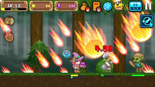 Tap Knight : Dragon's Attack 1.0.16 screenshots 8