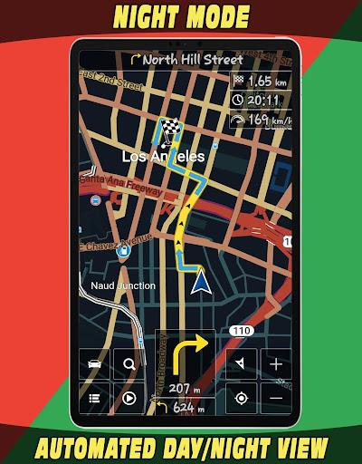 GPS Navigator with Offline Maps 2.6 Screenshots 16